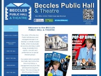 Becclespublichall.org.uk
