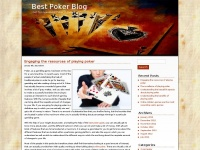 Bestpokerblog.co.uk