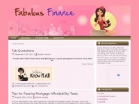 fabulousfinance.co.uk
