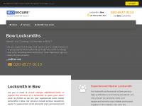 securelocksmithbow.co.uk