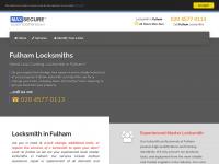 securelocksmithfulham.co.uk