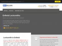 securelocksmithenfield.co.uk
