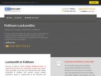securelocksmithfeltham.co.uk