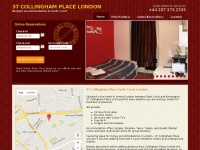 37collinghamplace.co.uk