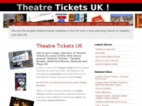 theatreticket.me.uk