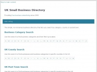 uksmallbusinessdirectory.co.uk