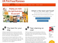 pet-food-choice.co.uk