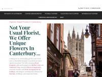 canterburyflowers.co.uk