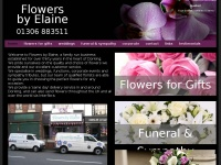 flowersbyelaine.co.uk