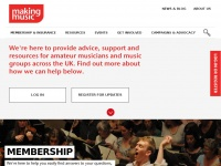 makingmusic.org.uk