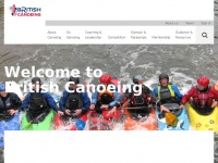 britishcanoeing.org.uk