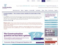constructionline.co.uk