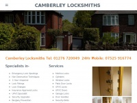 camberleylocksmiths.co.uk