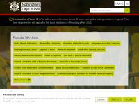 nottinghamcity.gov.uk