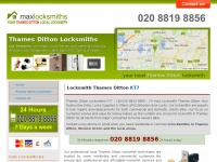thamesdittonlocksmith.co.uk