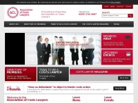 associationofcostslawyers.co.uk