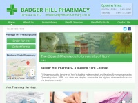 Badgerhillpharmacy.co.uk
