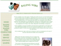 Baling-wire.co.uk