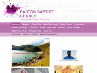 Bartonbaptistchurch.co.uk