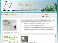 Beckfordnature.org.uk