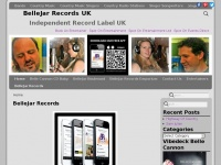 Bellejarrecords.uk
