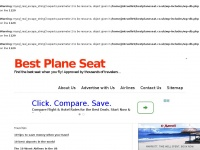 bestplaneseat.co.uk