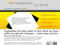 Bestplumbersleeds.co.uk