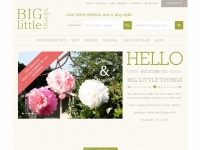 Biglittlethings.co.uk
