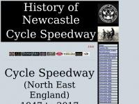 newcastlecyclespeedway.co.uk