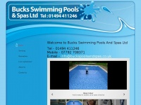 buckspoolsandspas.co.uk