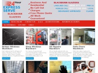 blackburnglaziers.co.uk