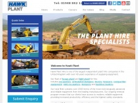hawk-plant-hire.co.uk