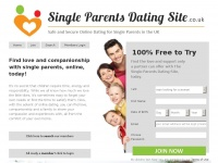 singleparentsdatingsite.co.uk