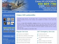 crewshilllocksmith.co.uk