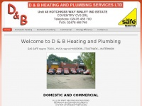 Dbheating.co.uk