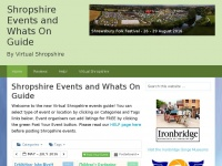 shropshire-events-guide.co.uk