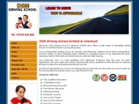 dsmdrivingschoolenfield.co.uk