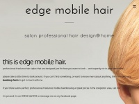 Edgemobilehair.co.uk