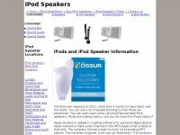 Bestipodspeakers.co.uk