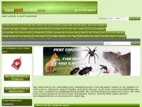 Bestpestcontrol.co.uk