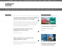 landscapeinstitute.org