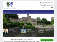 fairfordtowncouncil.gov.uk