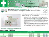first-aid-cabinets.co.uk