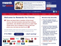 rewardsforforces.co.uk