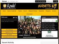 kendalrugby.co.uk