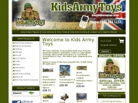 kidsarmytoys.co.uk