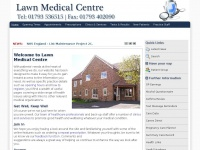 lawnmedicalcentre.co.uk