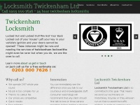 locksmith-twickenham.org.uk