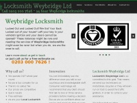 locksmith-weybridge.org.uk