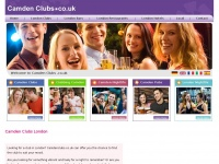 camdenclubs.co.uk